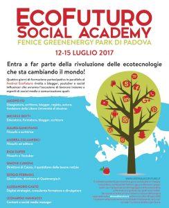 banner ecofuturo social academy